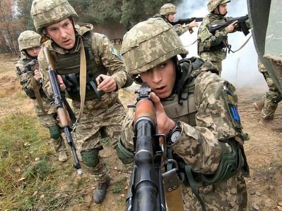 В Донбассе морпехи-радикалы ВСУ устроили бойню с украинским спецназом