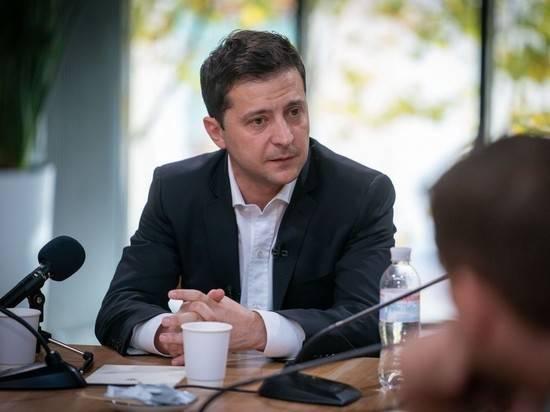 Зеленский озвучил «план Б» на случай долгого возвращения Донбасса
