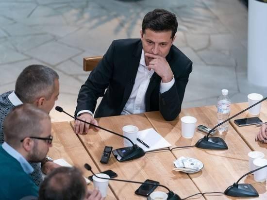 Зеленский считает высокими шансы Кличко переизбраться мэром Киева