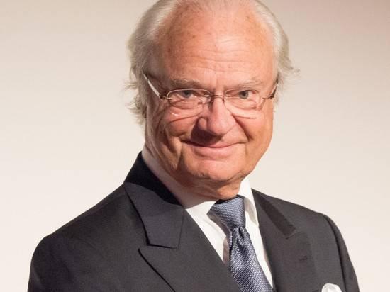 Король Швеции лишил наследства и трона пятерых внуков