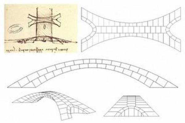 500 лет спустя инженеры все же построили легендарный мост да Винчи