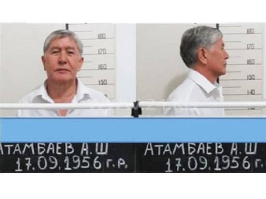 Экс-президент Киргизии отказался выйти из тюрьмы
