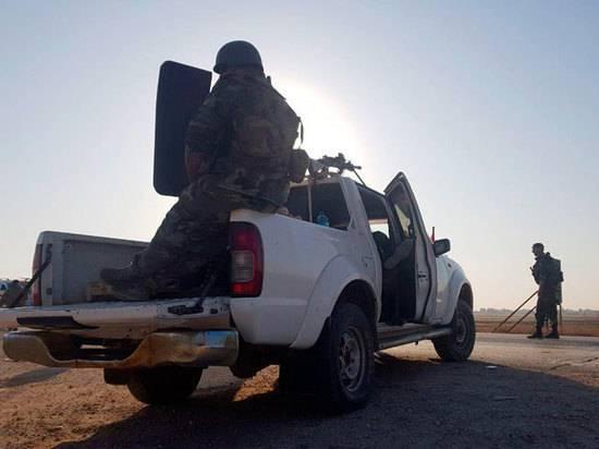 Сирийская армия заняла новые курдские районы