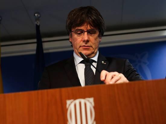 «Заварил кашу» и сбежал: экс-глава Каталонии сдался бельгийским властям