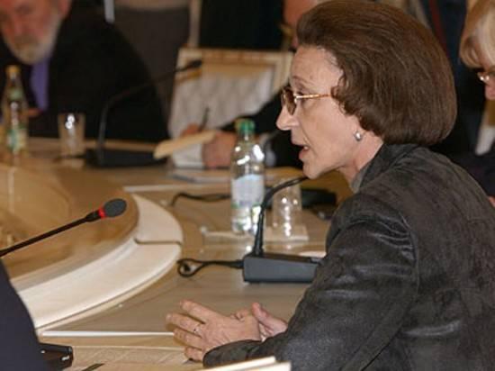 Экс-судья КС Морщакова объяснила выход из СПЧ