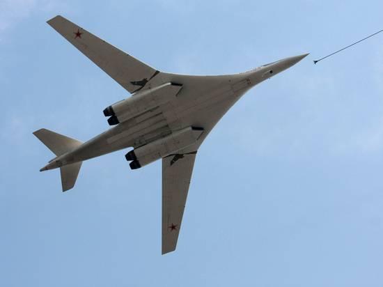 Российские бомбардировщики Ту-160 прилетят в ЮАР
