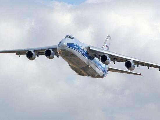 Военные транспортники ВКС РФ приземлились в ЮАР