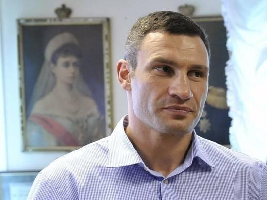 Против Виталия Кличко возбуждено уголовное дело