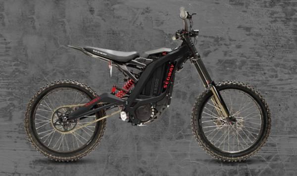 Segway-Ninebot представила два электрических мотоцикла-внедорожника