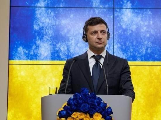 Зеленский признал Украину экономическим андердогом