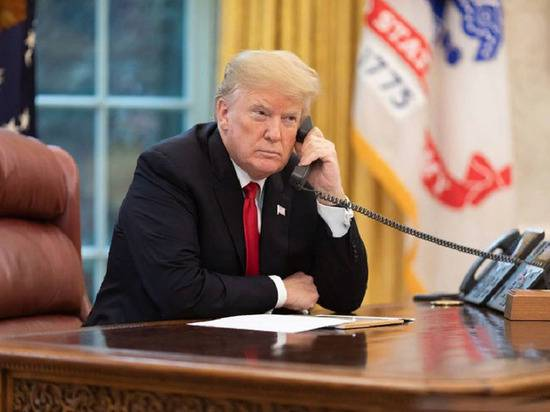 Трамп оценил обогащение урана как очень плохой шаг Ирана