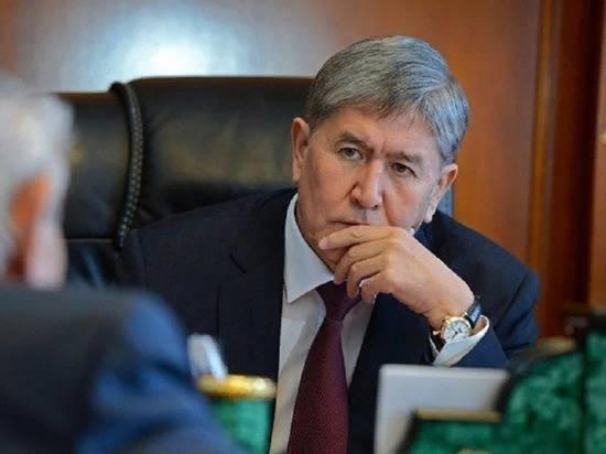 Атамбаев призвал выпустить задержанных ранее его сторонников