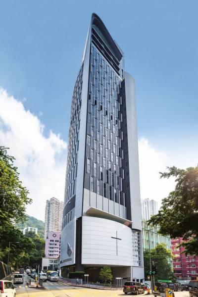 В Гонконге появилась первая церковь-небоскреб