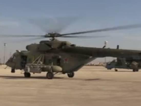 Эксперт оценил новую площадку базирования российских вертолетов в Сирии