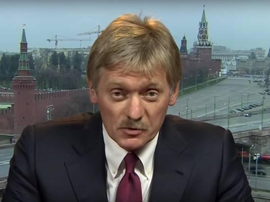 Кремль прокомментировал согласование Украиной «особо статуса» Донбасса