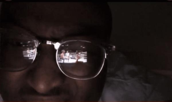 Пираты организовали нелегальный стрим боксерского матча через отражение в очках