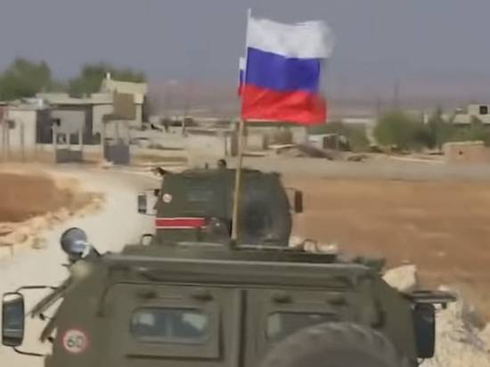 Российский патруль пытались сжечь в Сирии: «Они выполняют чей-то заказ»