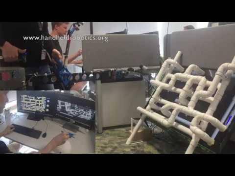 Обучающая рука-робот повышает эффективность работы своего оператора на 24 процента