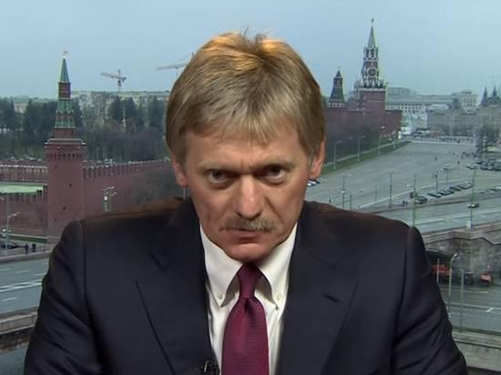 Кремль прокомментировал иск Навального против Путина