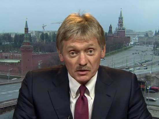 Песков рассказал о «хороших» темах переговоров Путина и Зеленского