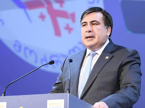 Саакашвили: решение покинуть Грузию было ощибкой