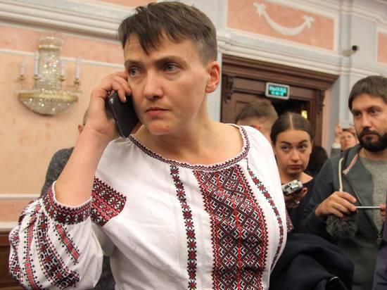 Савченко призналась, что ее звали замуж политики и бандиты