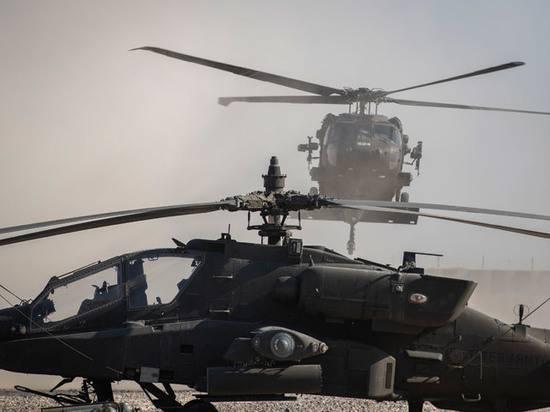 Эксперт предположил, кто мог напасть на американскую базу в Сирии