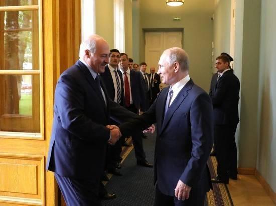 Лукашенко назвал, чего Белоруссия ждет от интеграции с Россией