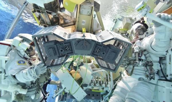 NASA создаст на МКС «отель» для космических роботов