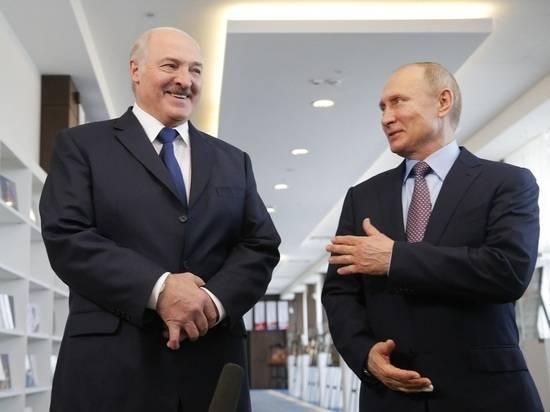 """Лукашенко не остался в своем """"теплом"""" доме в Сочи"""