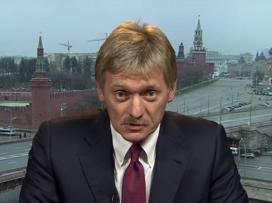 Песков рассказал, как Путин оценил слова Зеленского про «оккупированный Донбасс»