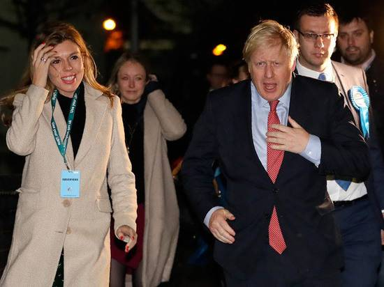 Премьер-министр Британии Джонсон разгромил всех