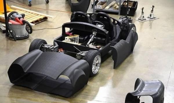 Как 3D-печать помогает создавать уникальные детали для автомобилей