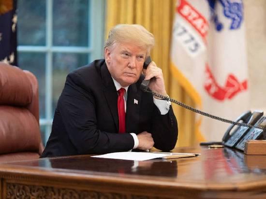 Палата представителей США поддержала импичмент Дональду Трампу