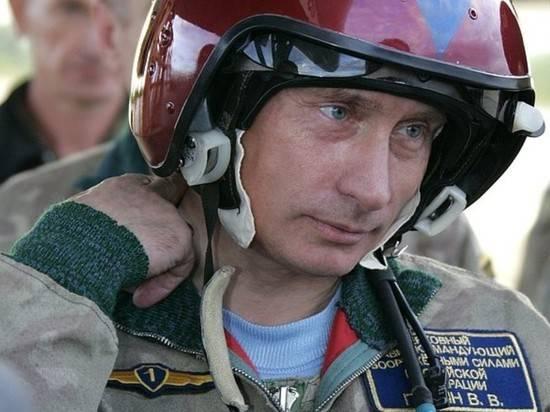 Опубликована новая серия фотографий Путина из кремлевского архива