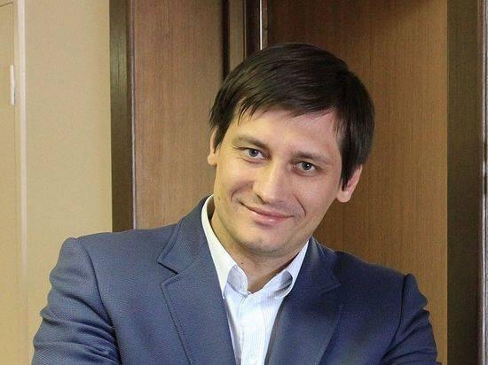 Деятельность партии Дмитрия Гудкова приостановлена судом на 3 месяца
