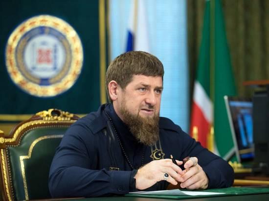 Кадыров неожиданно взял больничный