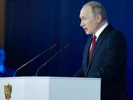 Путин подстраховался от «преемника» изменениями в Конституцию