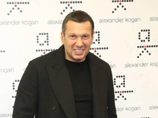 Соловьев поднял голос на эксперта в эфире своей передачи