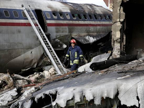 Украина обратилась к шести странам по поводу авиакатастрофы в Иране