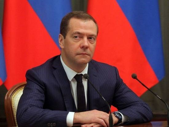 Медведев высказал свое отношение к отставке правительства