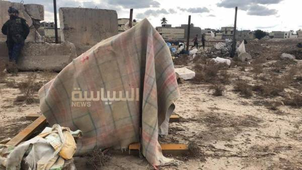 """Силовики обнаружили установку, из которой обстреляли """"Зеленую зону"""" Багдада"""