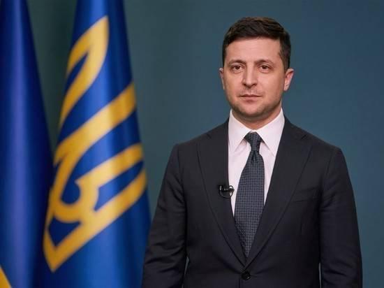 Визит Зеленского на Давосский форум вызвал на Украине дикий ажиотаж