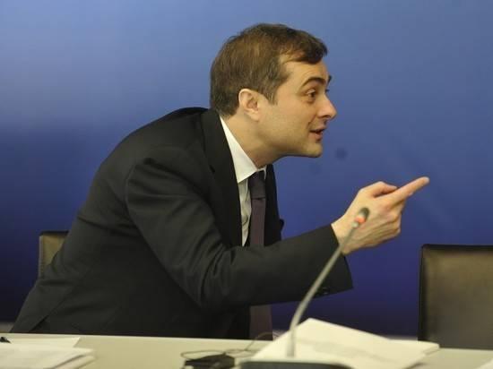 В Кремле прокомментировали отставку Суркова
