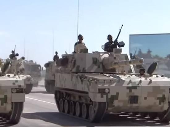 Эксперты: Китай занял второе место в мире по объему продаж оружия