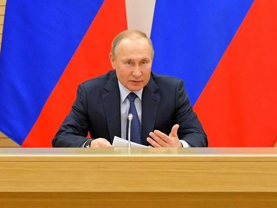 Путин признался: с механизмом поправки Конституции «не разберешься без полбанки»
