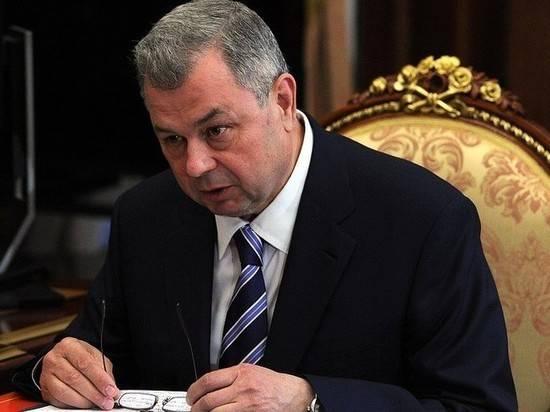Путин сменил губернатора Калужской области
