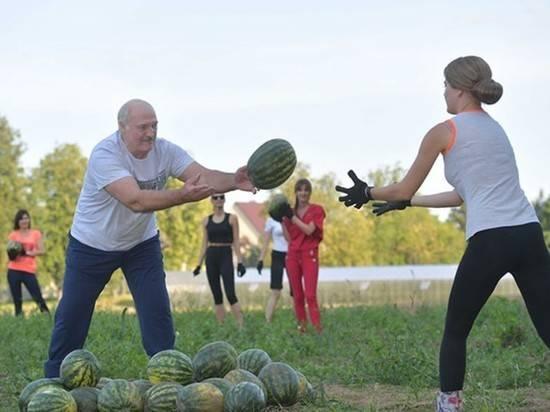 Лукашенко рассказал об изменении климата в Белоруссии