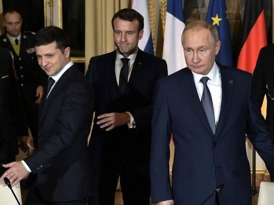 Путин задал Зеленскому прямой вопрос про Донбасс
