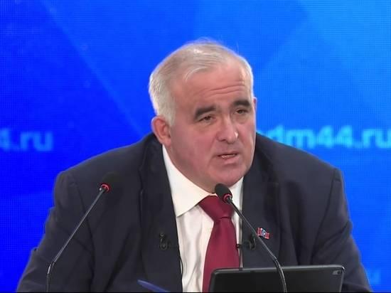 Костромской губернатор объяснил опасность борьбы с коррупцией